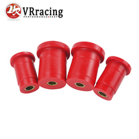 VR RACING FRONT CONTROL ARM BUSHINGS NON HYDRO LOWER BUSHING For Ford Mustang 1994 2004 VR