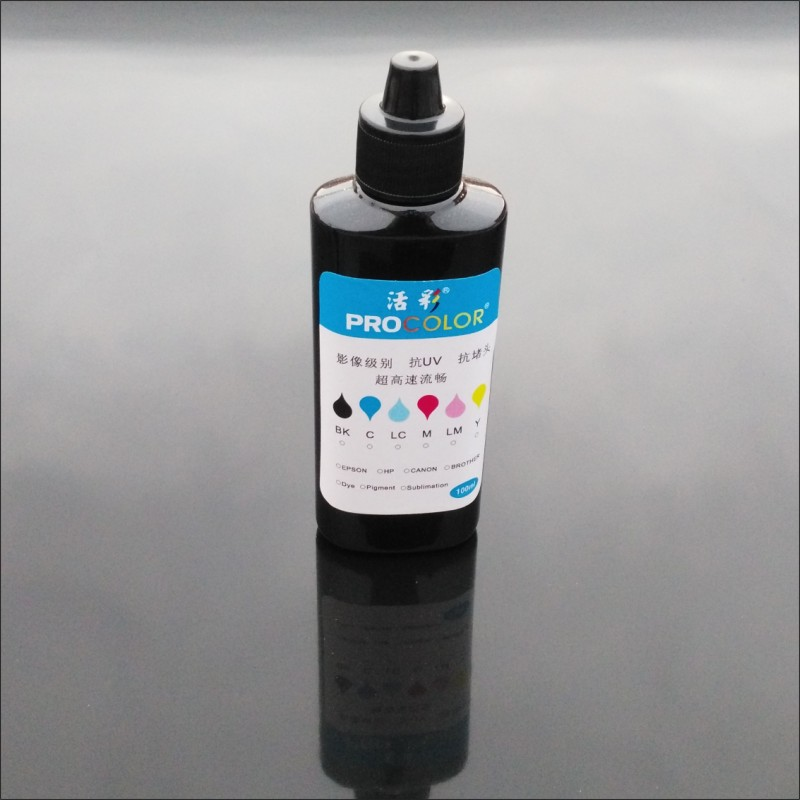 US $26 91 10% OFF PROCOLOR ink refill kit T6641 Pigment Ink for EPSON CISS  L220 L310 L300 L350 L360 L200 L210 L100 L110 L120 L130 Inkjet pritner-in