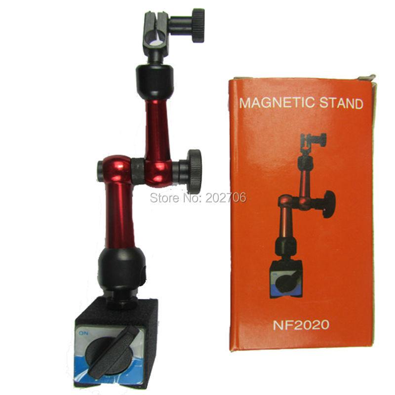 7 драгоценных камней циферблат тестовый индикатор 0,8*0,01 мм+ Универсальная Магнитная база с супер магнитной силой