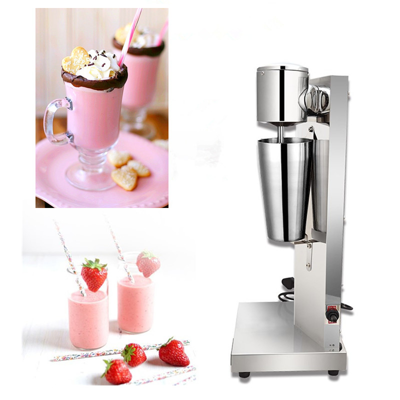 Best price stainless steel milkshake mixer blender automatic milk shake making machine  ZF whirlpool akp 255 na black