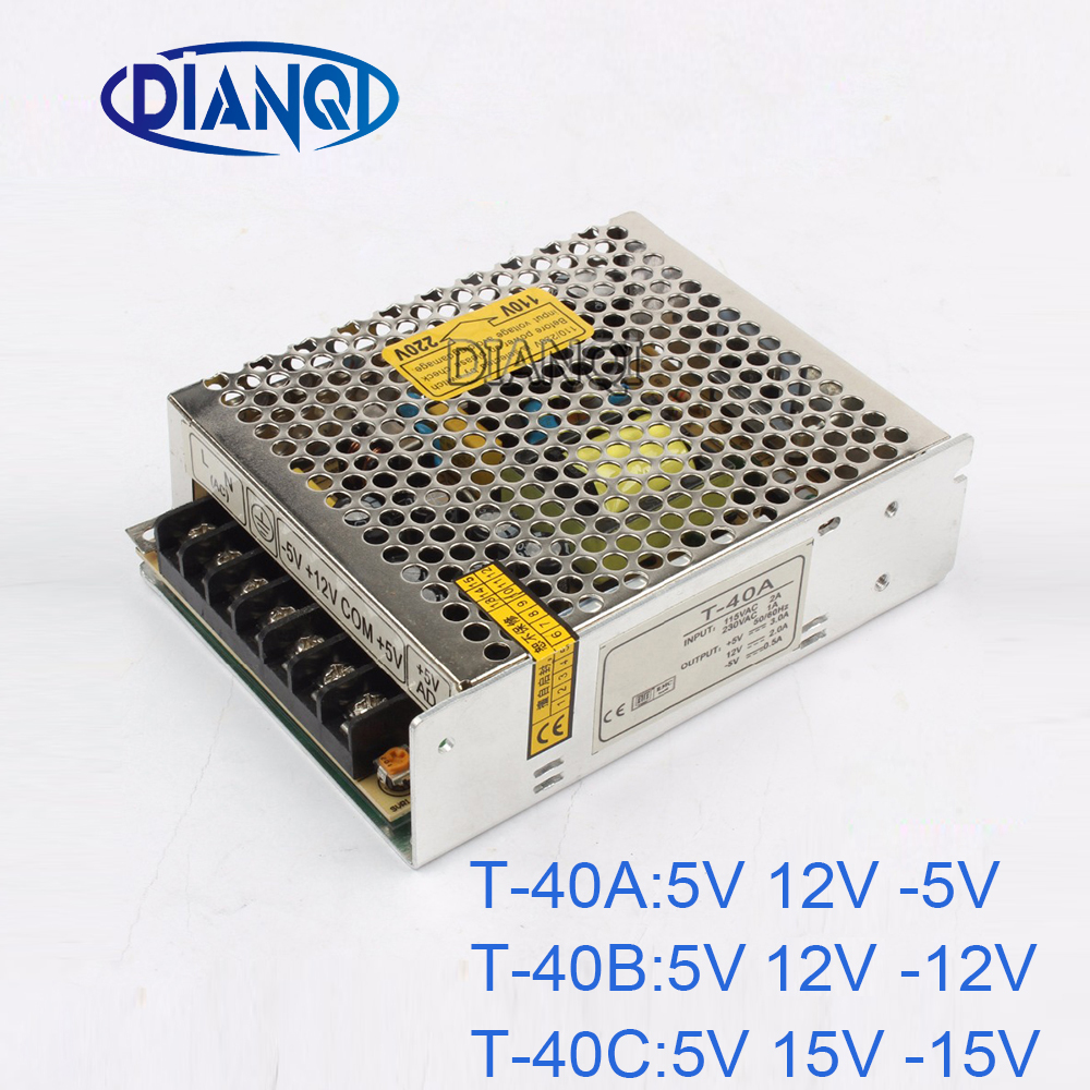 35-12 Mini Type IndustrialField 35W Small Size Switch Power Supply 12V DC Power Supply MS