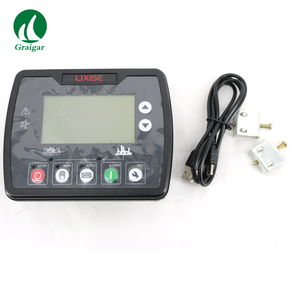 New Auto Start Genset Control LXC3110 replacement of DSE3110/DSE3120 power station automation controller new smartgen controller genset controller generator controller hgm1770