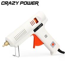 CRAZY POWER 150W 100-240V High Power Glue Tool Hot Melt Glue Gun 140-220 Degrees Adjustable Temperature Repair Tool Tools S-801