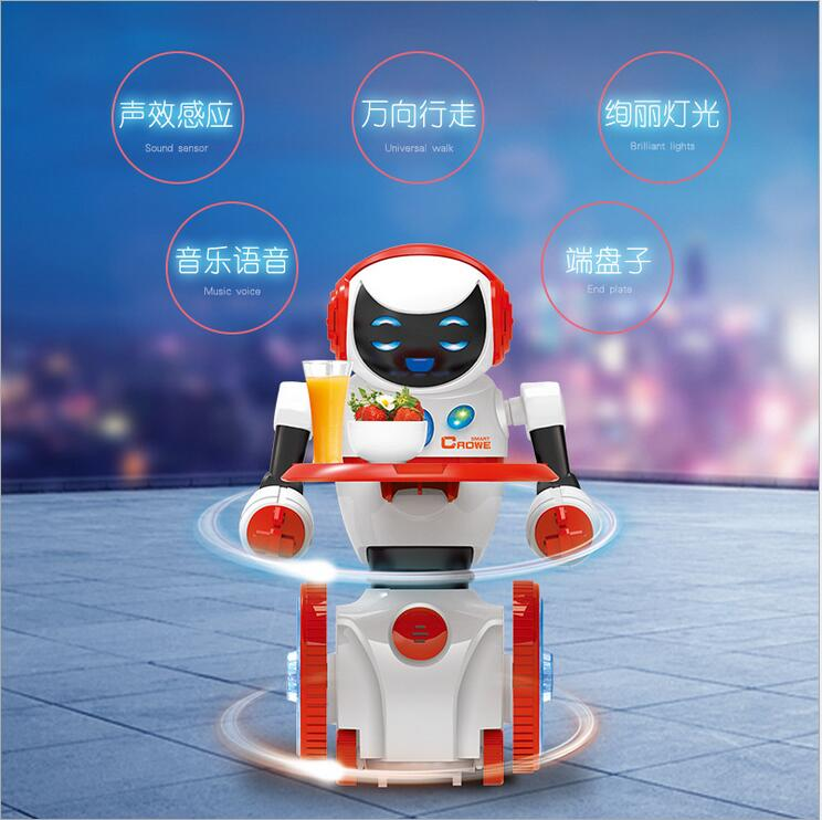 Crowe Fun for Kids New Sound Control Robot