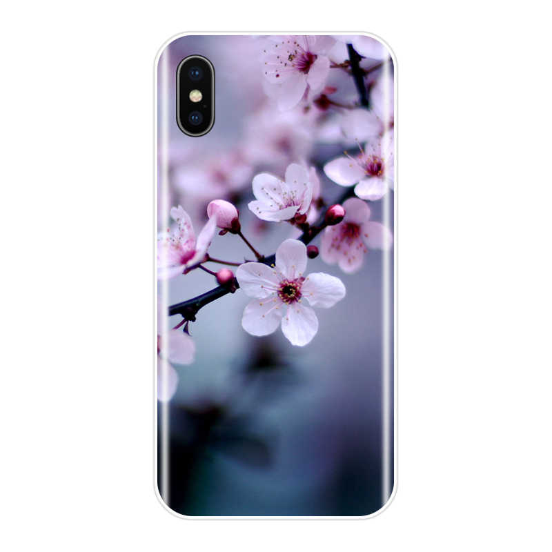 Phone Case For Huawei Honor 10 9 8 7 Lite Soft Silicone TPU Cute Cat Painted Back Cover For Huawei Honor 7A 7C 7S 7X 8 Pro Case