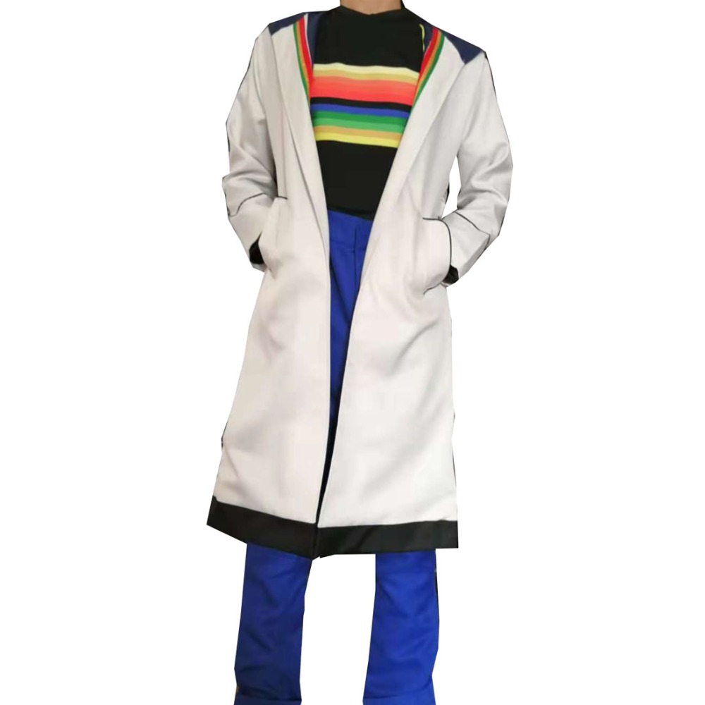 Who is Doctor 13th Doctor Who Jodie Whittaker outwear Full set Cosplay Costume