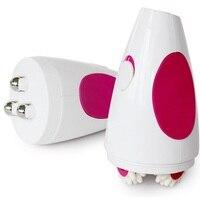 Ferramentas Pega infravermelho Messager Elétrica Rosto Corpo Mais Magro perda de Peso Queimador de Gordura Anti Celulite Máquina de Rolo De Massagem