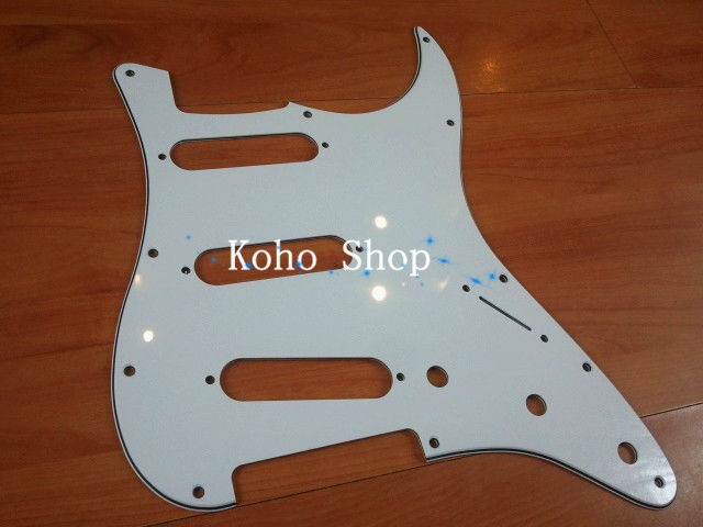 Awesome Bass Pickup Configurations Tall 5 Way Import Switch Wiring Flat Installing A Remote Start Bulldog Car Alarms Old Ibanez Hsh BlueOne Humbucker One Volume White 3 PLY Electric Guitar Pickguard For Strat Style Guitar ..