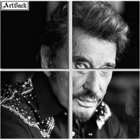 4 fights painting johnny hallyday diamond painting french singer 5d full square drill diamond embroidery mosaic