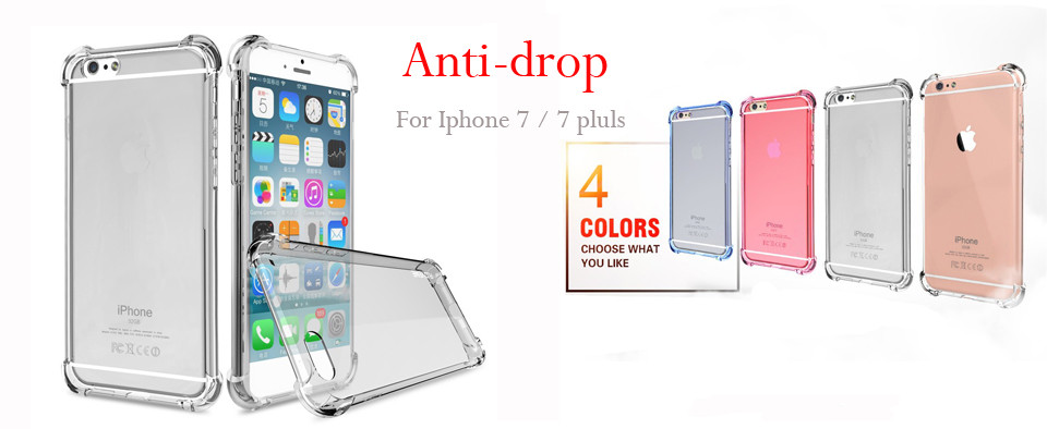 anti-shock case for iphone 7