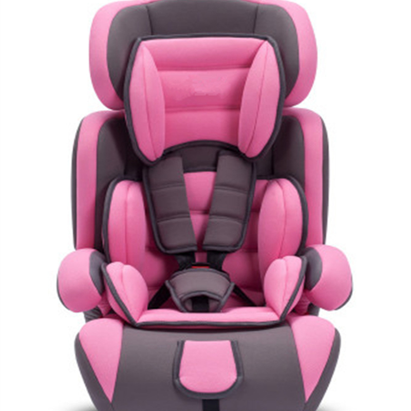 Safety Car Seat For 9M~12Y Children And Baby With Safety Belt Portable Protection Car Seat For Kid And Children Safe Baby Seats цена