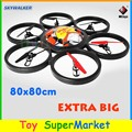 WLtoys V323 World Biggest RC Quadcopter with Camera HD Remote Control Helicopter 80cm 4CH Quadrocopter UFO Drone & V262