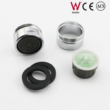 Mosiężny kran Aerator kran oszczędzający wodę dysza opryskiwacz filtr wanna Aerator zamiennik M18 M24 M22 M28 męski i gwint żeński tanie i dobre opinie Aeratorów Mosiądz BATHLIA Zhejiang China (Mainland) M18*1 M22*1 M24*1 M28*1 3L 6L M7L 9L 1pcs faucet aerator with bubble bag