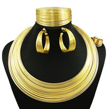 hot deal buy new arrive fine jewelry sets women fashion jewery sets fine jewelry sets women necklace18k  jewelry sets