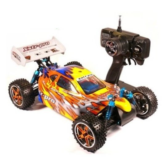 XSTR HSP 94107Pro 1:10 Electric Powered Off Road Buggy,Brushless RC Car
