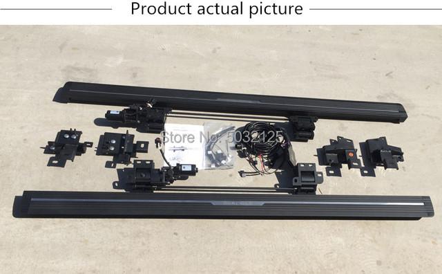Placa electrónica paso lateral eléctrico para Toyota Hilux Revo 2015-2018 Placa de alimentación para Navara Np300 D23 2015 + para Ford ranger pi