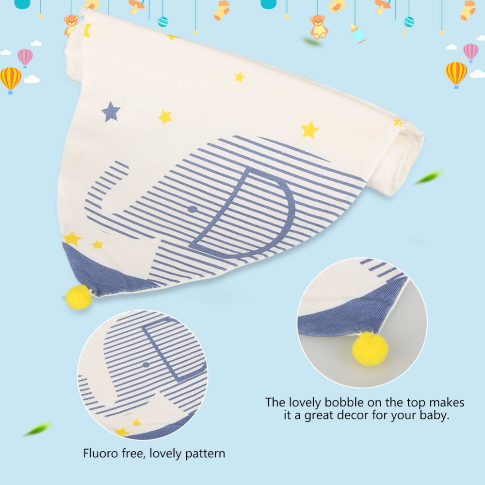 2018 New Super Soft cute baby bibs Absorbent Bib Burp Towel for Baby Bandana Infant Toddler 100% cotton Triangle Scarf Baby Bibs