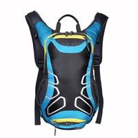 15L Outdoor sports bag camping hiking running bags man women Cycling Backpack military bike bag rucksack helmet net