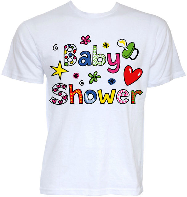 Brand New Baby Gift Ideas : Funny cool novelty new baby shower mum pregnancy joke t
