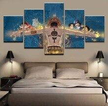 One Piece Portgas D Ace Poster Canvas