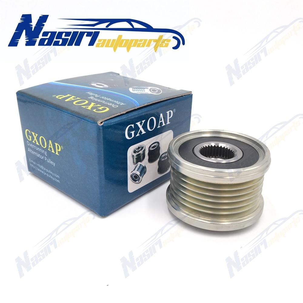 Alternador embrague polea para Mazda 2 3 6 CX-3 CX-5 1,5 2,2 Diesel 2012-535024710 F-570870 57081