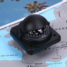 Регулируемый автомобильный Компас Навигация Приборная панель автомобиля Компас Велоспорт Туризм направление указывающий направляющий шар для наружного автомобиля лодки грузовика