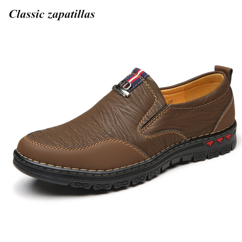 Classic zapatillas New Comfortable Casual Shoes Loafers Men Shoes Quality Genuine Leather Shoes Men Flats Moccasins Footwear technology policy and drivers for university industry interactions