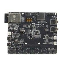 Billioncharm ESP32 LyraT placa de desenvolvimento com suporte de reconhecimento de voz de áudio bluetooth wi fi