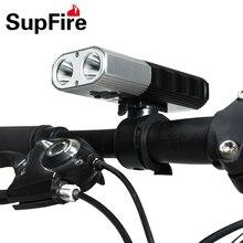 Фонарик светодиодный фонарик BL06 велосипед света светодиодный Велоспорт Torch Light Водонепроницаемый факел лампы для Nitecore конвой Sofirn свет S081