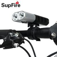 Flashlight for Bike LED Bicycle Light BL06 Cycling Torch Hand Lamp for Fenix Olight Nitecore Convoy Sofirn Nicorn Light S081