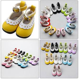 discountHEH 1 Pair Toy Canvas Shoes 1/6 Doll Accessories