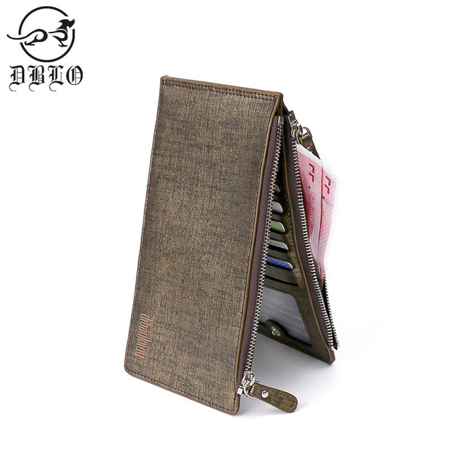 Dblo business card holder leather wallet men cardholder for plastic dblo business card holder leather wallet men cardholder for plastic cards male purse for men wallets reheart Choice Image