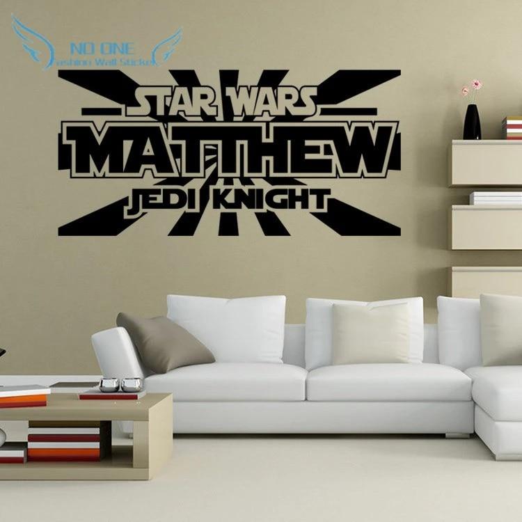 Star Wars Wall Sticker Decal 2016 Amazing Movie Star Wars Poster Stormtrooper Sticker For Wall Decor Stickers For Wall Decoration Star Wars Wall Stickerwall Sticker Aliexpress