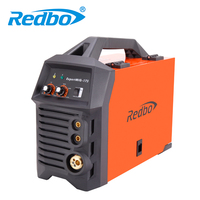 2017 New Time limited Redbo Mig 175 220v Igbt Inverter Co2 Gas Shielded Mig Welding Machine