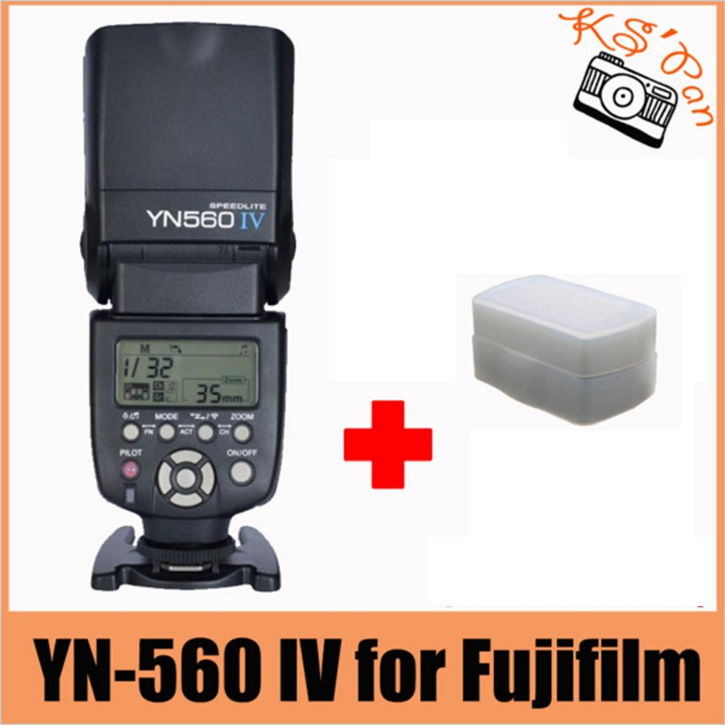 YONGNUO YN560 IV YN560IV Universal Wireless Master Slave Flash Speedlite for Nikon Canon Olympus Pentax DSLR Camera цена