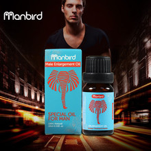 Manbird Penis Enlargement Lubricant Oils for Men Big Dick Extension Growth Thickening Bigger Pills Care Sex Delay Products
