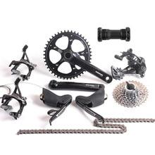 SRAM RIVAL 1 & APEX 1 11 s 1×11 s Road набор велосипедных компонентов 44 T 170 мм 11-32 T 11-42 T RIVAL тормозной рычаг переключения передач APEX 1 задний переключатель