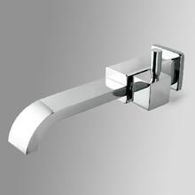 Superfaucet Раковина Настенные Одноместный Холодной Кран Для Ванной Бассейна раковины Водопроводной Воды Lanos Torneira Banheiro HG-1188DC