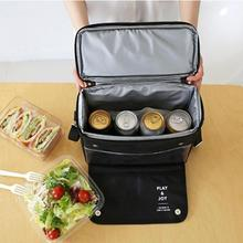 Car Seat Back Bag Organizer Insulated Food Storage Container Basket Pad Tablet Stowing Tidying Diaper Bags Toy Headrest Holder