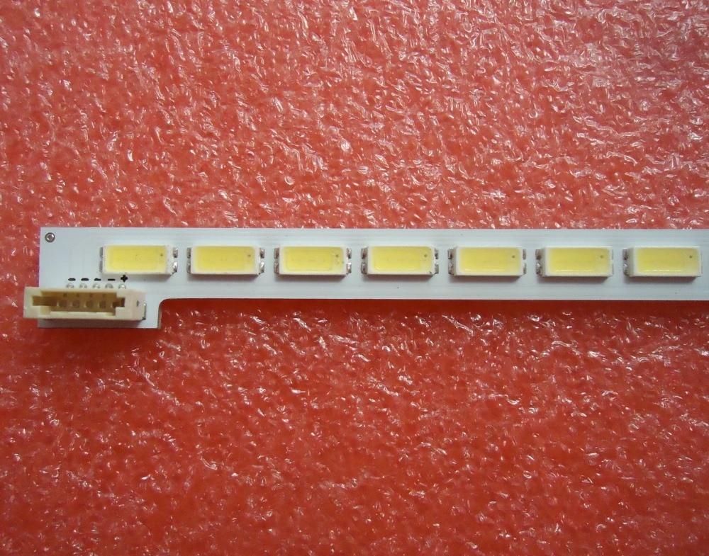 2012SGS40 7030L 56 REV 1.0 LJ64-03514A 493MM 56LED Good Working Tested 1 pcs lj64 03514a 2012sgs40 7030l 56 rev1 0 led tv backlight strip 56 led 493mm