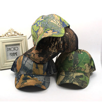 Hot Sale New Outdoor Hunting Caps Camouflage Military Fishing Peaked Hats Camping Hiking Sun Hat Hunting
