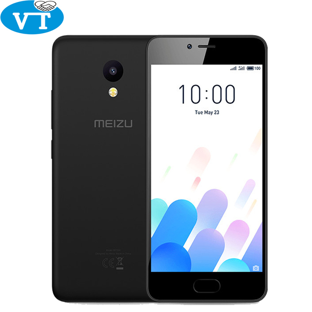 "Original Meizu M5C M5 C M710H 4G LTE Mobile Phone Global Version 2GB RAM 16GB ROM 5.0"" 2.5D Touchscreen Dual Sim"