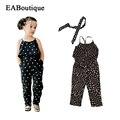 EABoutique летний стиль девушки бобо выбирает хлопок комбинезоны детей комбинезоны девушки с поясом комбинезон дети