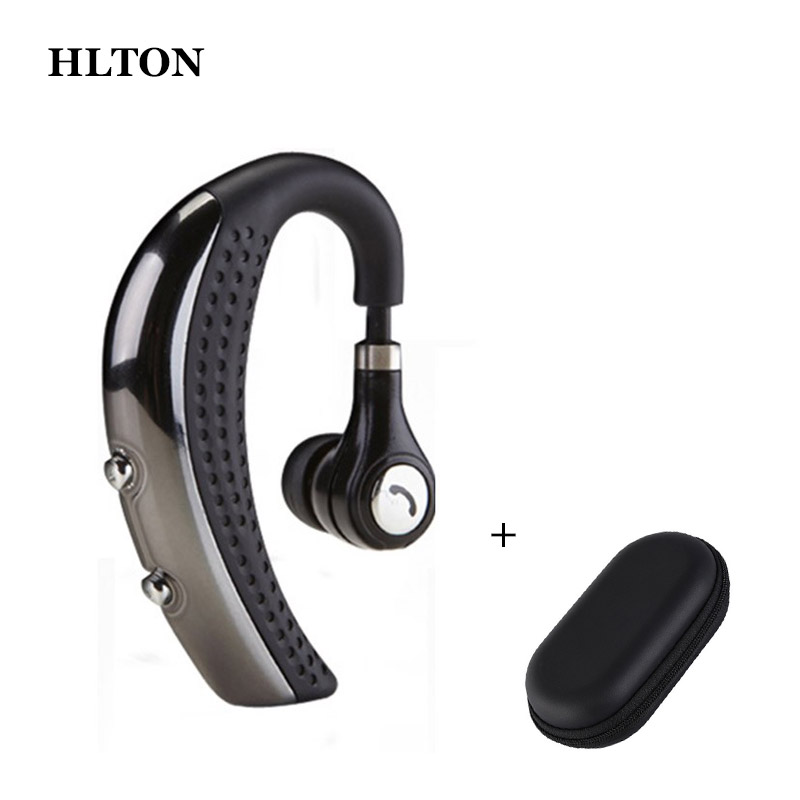 HLTON Sport Bluetooth Headsets Wireless Handsfree Earphone Bluetooth Stereo Headphone Driver Headset For Samsung iPhone XiaoMi syllable d700 bluetooth 4 1 earphone sport wireless hifi headset music stereo headphone for iphone samsung xiaomi no box