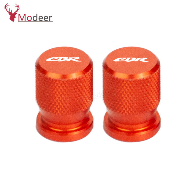 For HONDA CBR900RR 929RR 954RR CBR 900 929 954 RR 2001-2020 Motorcycle Accessories Wheel Tire Valve caps CNCAluminum Airtight