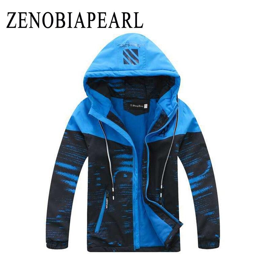 Высокое качество мальчиков Пальто для мальчиков детская куртка детская одежда на молнии Куртки мальчиков толстые ветрозащитный Водонепро...