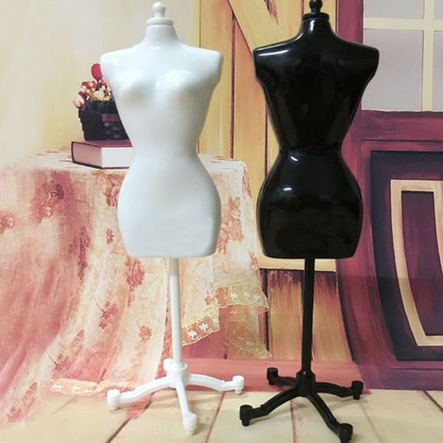 40cm Baby's Girls Fantasy Doll Display Gown Dress Form Clothes Interesting Baby Dress Display Stand