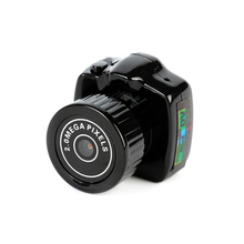 Y2000 Mini Camera Camcorder HD 1080P Micro DVR Portable Webcam Video Voice Recorder