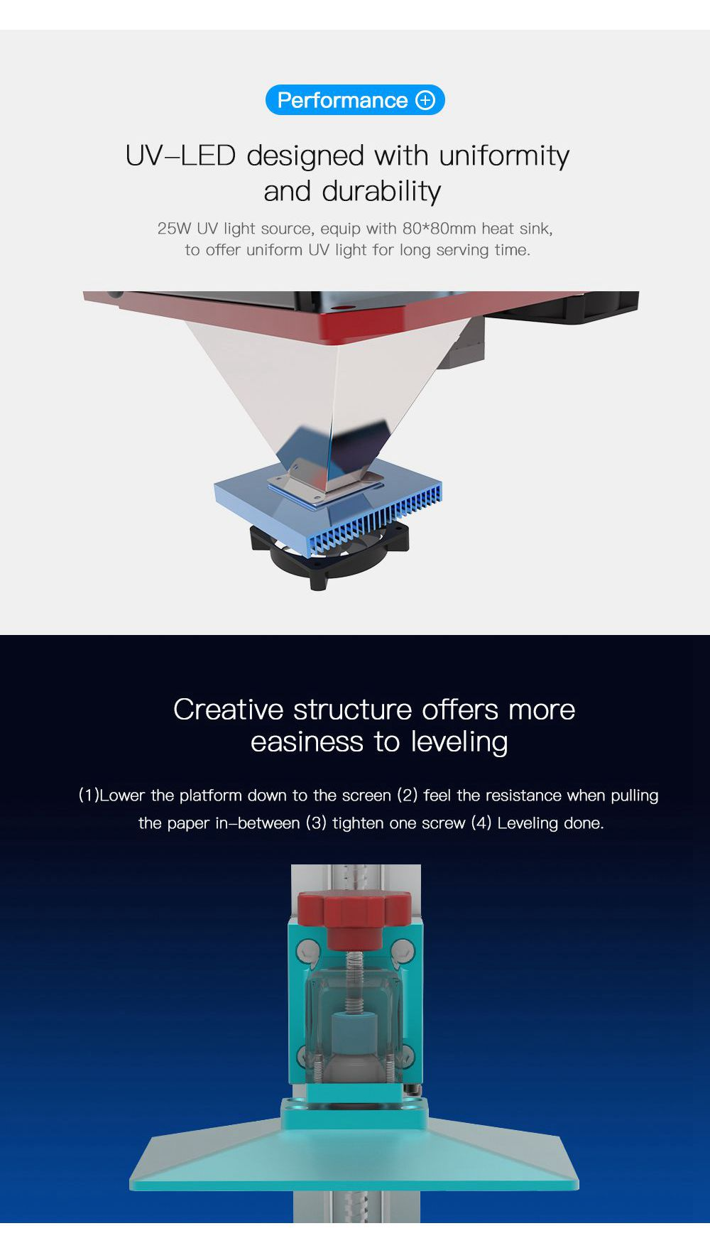 3d-drucker Und 3d-scanner Anycubic 3d Drucker Kit Photon 2l Harz Fep Film Plus Größe Uv-led Touchscreen Sla Uv Harz Impresora 3d Drucker Impressora