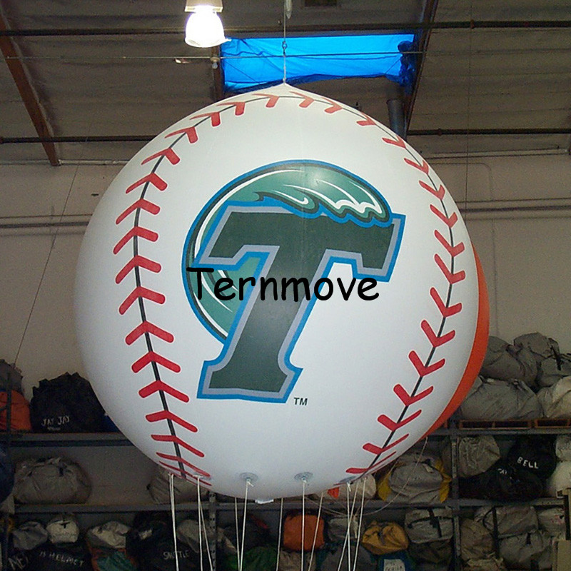 inflatable Baseball ground balloon football soccer basketball sports Rugby Baseball giant advertising Helium Balloon for Eventsinflatable Baseball ground balloon football soccer basketball sports Rugby Baseball giant advertising Helium Balloon for Events